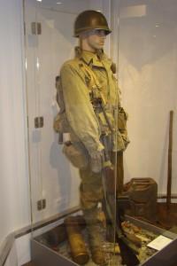 Soldat américain 1944. Achat